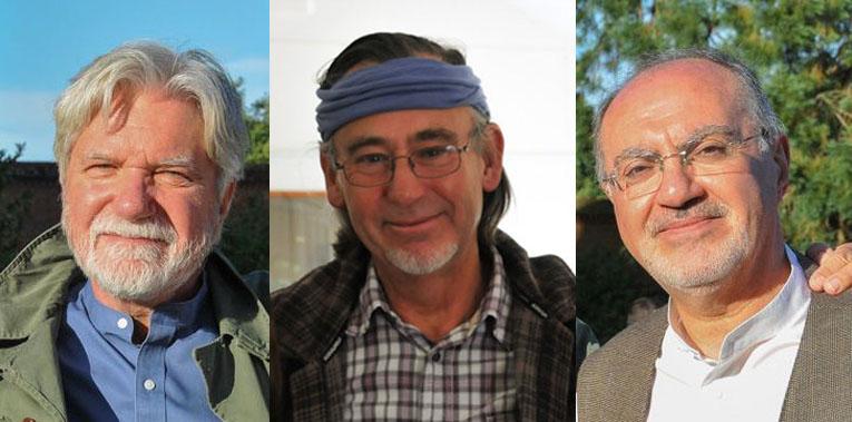 Shaikh Kabir Helminski, Jeremy Henzell-Thomas, Dr. Ali Allawi,